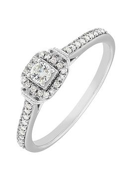 the-astral-diamond-9-carat-white-gold-28-point-cushion-cut-cluster-ring-with-stone-set-shoulders