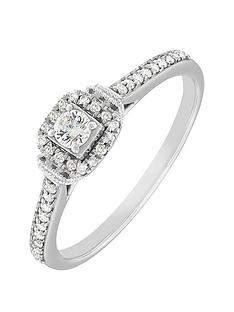 the-astral-diamond-9ct-white-gold-28-point-cushion-cut-cluster-ring-with-stone-set-shoulders