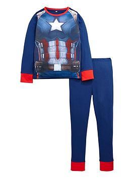 marvel-boys-captain-america-pyjamas