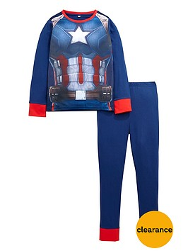 marvel-boys-captain-america-pyjamas