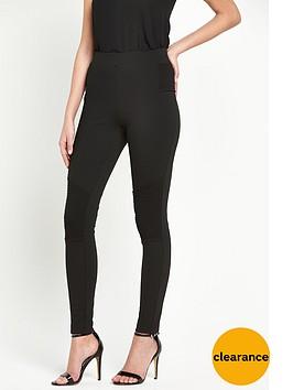 v-by-very-rib-ponte-trouser