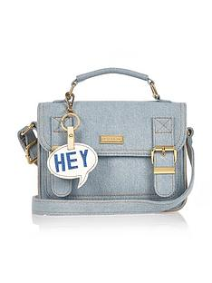river-island-girls-denim-satchel