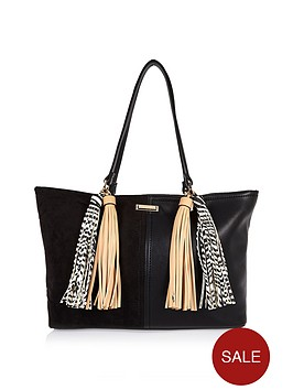 river-island-tassel-front-beach-bag-tote