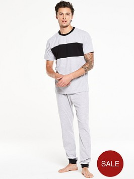 v-by-very-jogger-jersey-pyjama-set