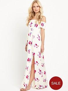 mink-pink-falling-blooms-off-the-shoulder-maxi-dress