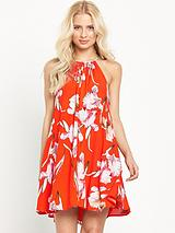 Tangerine Dream Swing Dress