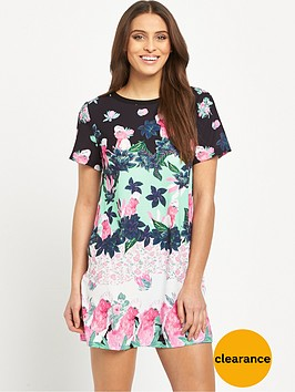 mink-pink-what-a-galah-cut-out-back-detail-woven-tee-dress