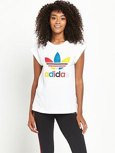 adidas-originals-boyfriendnbsproll-up-t-shirt-white