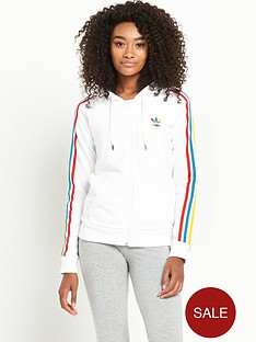 adidas-originals-slim-full-zip-hoodie-white