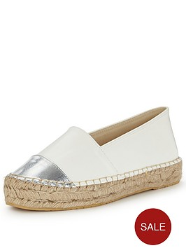 v-by-very-elf-metallic-tipped-espadrillesnbsp