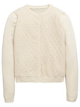 v-by-very-girls-crochet-front-cardigan
