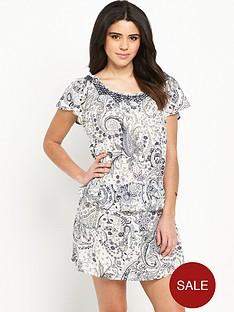 vila-lucinbspshort-sleeve-dress
