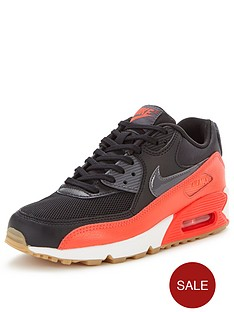 nike-air-max-90-fashion-shoe-blackred