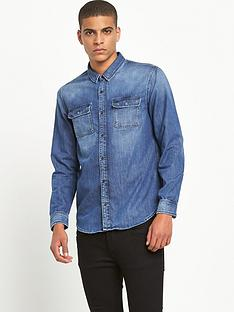 calvin-klein-classic-denim-shirt