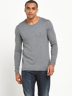 calvin-klein-small-logo-knitted-jumper