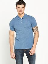Button DetailPolo Shirt
