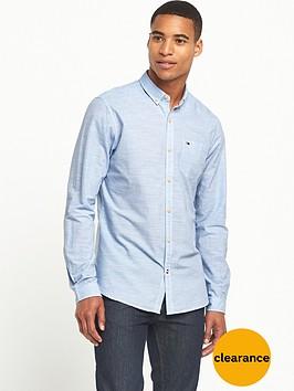 hilfiger-denim-stripe-long-sleeve-shirt