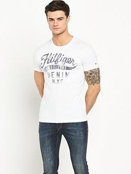 hilfiger-denim-script-short-sleevenbspt-shirt