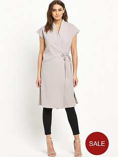 v-by-very-eyelet-sleeveless-longline-jacket
