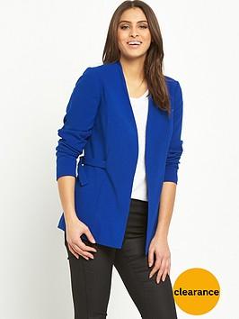 v-by-very-longline-side-buckle-blazer