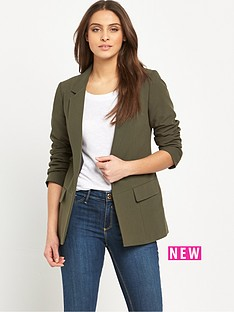 v-by-very-ruched-sleeve-jacket