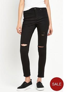 miss-selfridge-lizzie-shredded-jeans