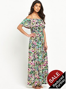 v-by-very-petite-frill-bardotnbspjersey-maxi-dress