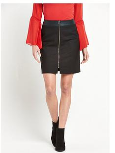 v-by-very-pu-waistband-zip-skirtnbsp