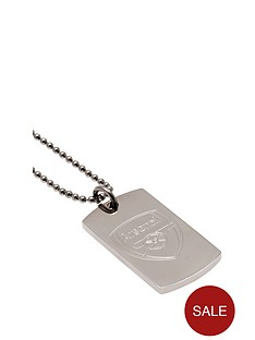arsenal-stainless-steel-dog-tag-amp-ball-chain