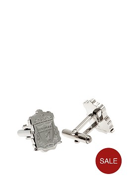 liverpool-stainless-steel-crest-cufflinks