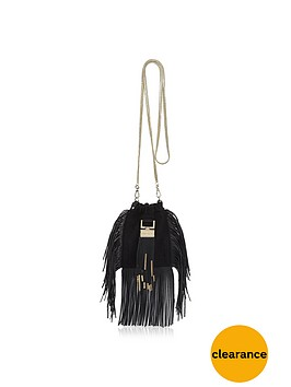 river-island-fringed-festival-pouch