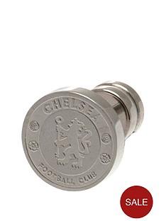 chelsea-stainless-steel-crest-stud-earring