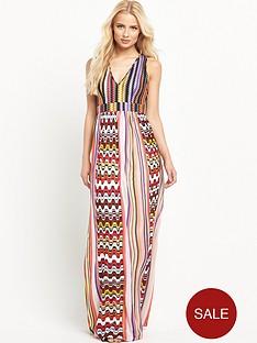 pinko-flavio-printed-maxi-dress