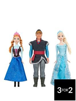disney-frozen-fozen-dolls-anna-elsa-and-kristoff-x3-pack-set