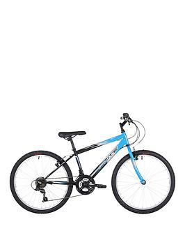Image of Flite Delta Rigid Mens Mountain Bike 14 inch Frame, One Colour, Men