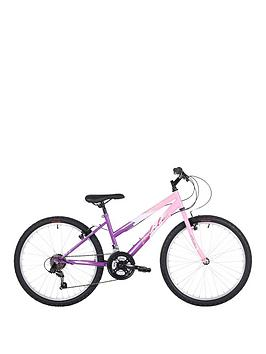 Image of Flite Delta Rigid Ladies Mountain Bike 18 inch Frame, One Colour, Women