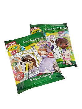 crayola-crayola-colour-wonder-double-pack--sofia-with-doc-mc-stuffins
