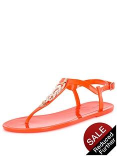 v-by-very-farren-chain-detail-jelly-toepost-sandal