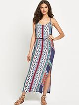 Casual Mexico Midi Dress