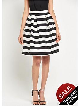 warehouse-stripe-midi-skirt
