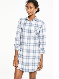 v-by-very-check-boyfriend-sleep-shirt