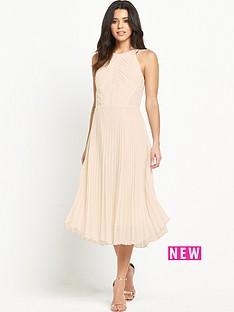 oasis-pleat-asymmetric-hem-midi-dress