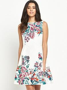oasis-tropical-house-jacquard-dress