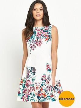 oasis-tropical-house-jacquard-dress