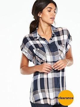 oasis-check-short-sleeved-shirt
