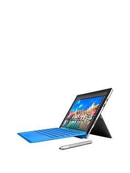 microsoft-surface-pro-4-intelreg-coretrade-i5-processor-4gb-ram-128gb-storage-wi-fi-123-inch-tablet-with-cover