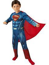 Batman v Superman Deluxe Superman Costume - Age 9-10 years