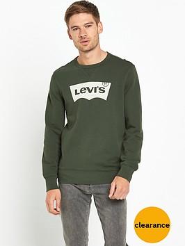 levis-batwing-graphic-crew-sweat
