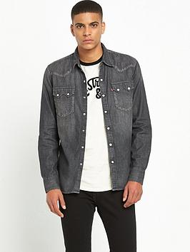 levis-sawtooth-western-denim-shirt