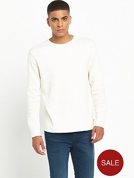 levis-open-hem-crew-neck-jumper